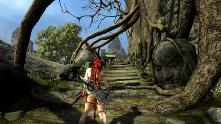 Heavenly Sword: Internationale Website online