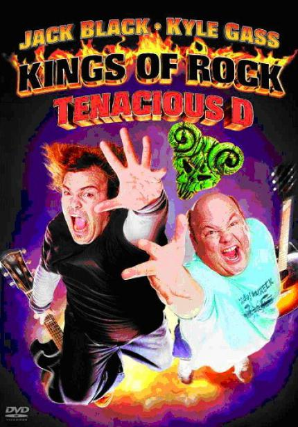 Warner: Kings of Rock - Tenacious D erscheint im Juni