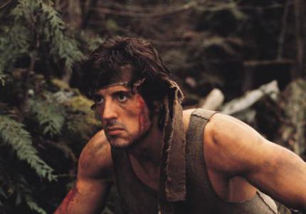 Rambo Trilogy DVD-Box