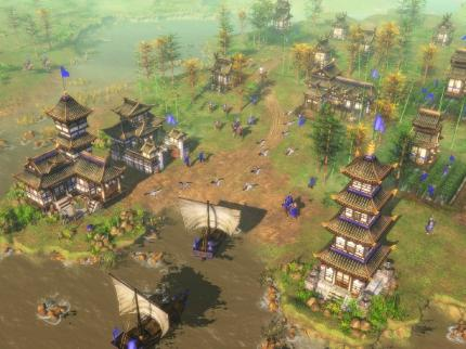 Age of Empires 3: Asian Dynasties - Japan im Video