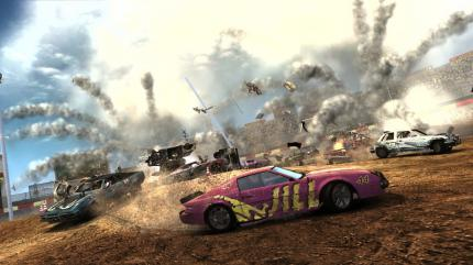 Exklusives Video zu FlatOut: Ultimate Carnage