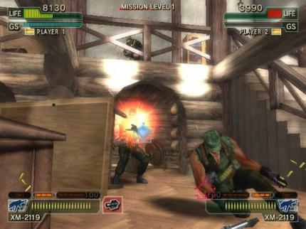 Test/Review: Ghost Squad - Der Wii-Lightgunshooter im Test