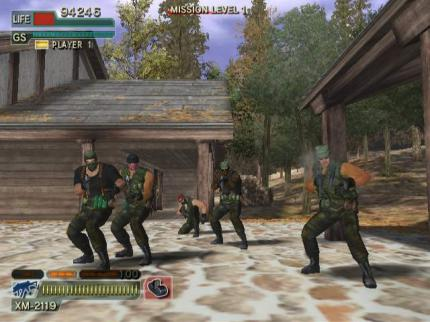 Test/Review: Wii-Lightgun-Shooter Ghost Squad