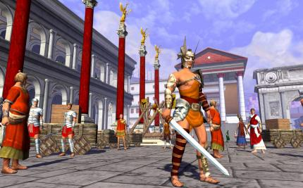 Weiterer Trailer zu Gods and Heroes: Rome Rising