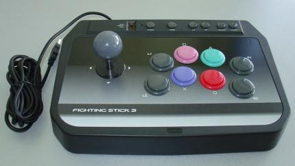 Hori Fighting Stick 3 für PlayStation3