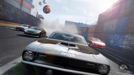 Need for Speed: Pro Street - neues HD-Video