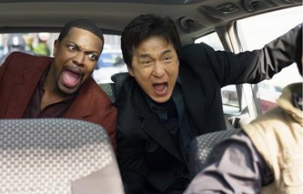 Chaotische Cops: Chris Tucker und Jackie Chan in Rush Hour 3