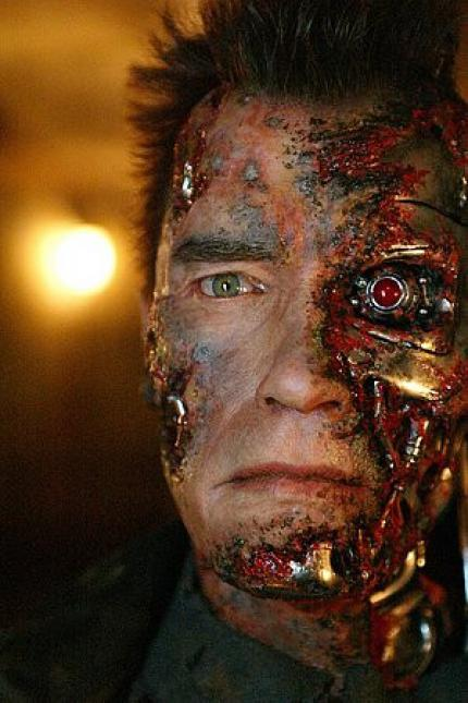 "Nicht gerade ""Germany's Next Top-Model"": Der T-800"