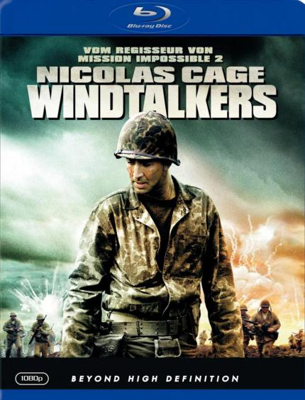 Review: Windtalkers (Blu-ray)