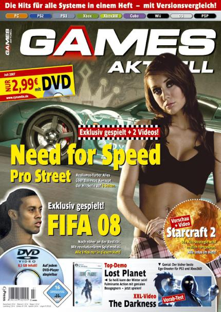 Need for Speed: Pro Street - Exklusiv-Infos zum Tuning