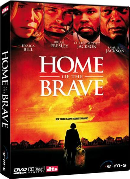 Home of the Brave-Cover