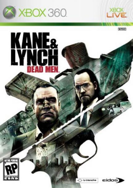 Kane & Lynch: Dead Men Packshot (Xbox 360)