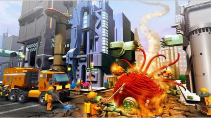 Lego Universe MMO bereits in Arbeit?