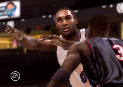 NBA Live 08: Trailer zeigt Tony Parkers Moves