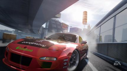 Need for Speed: Pro Street - Exklusiv-Infos zum Schadensmodell