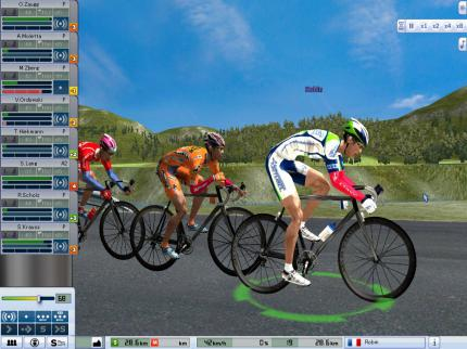 Radsport Manager Pro 2007: Patch 1.0.1.0