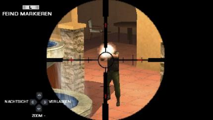 Rainbow Six Vegas: Exklusive PSP-Screens