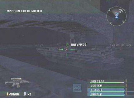 SOCOM: U.S. Navy SEALs Combined Assault - Lösung Mission 15