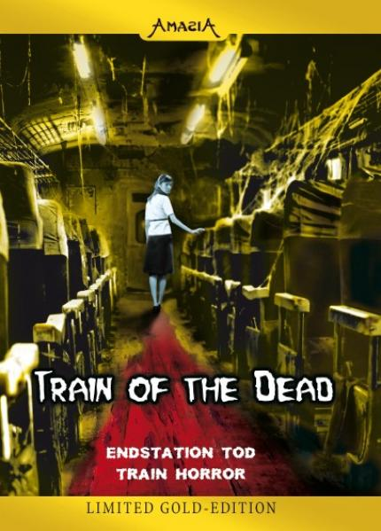 Train of the Dead im Goldmantel