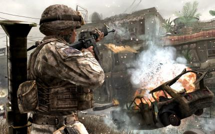 Call of Duty 4: Beste Optik auf dem PC!