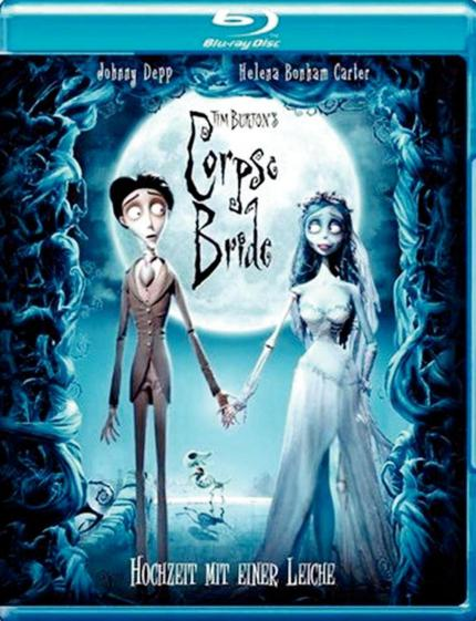 Blu-ray-Review: Corpse Bride