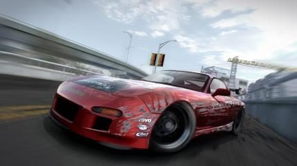 Need for Speed Pro Street: Mega-Review