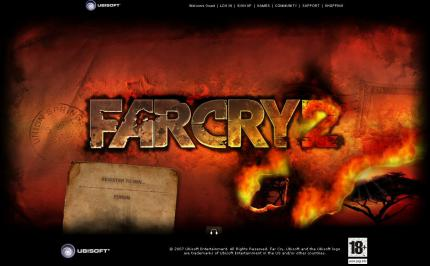 Far Cry 2 spielt in Afrika