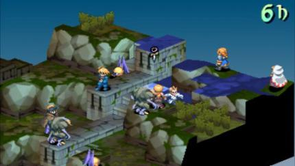 Final Fantasy: Tactics (PSP)