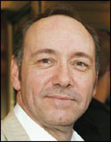 Kevin Spacey alias Lex Luthor