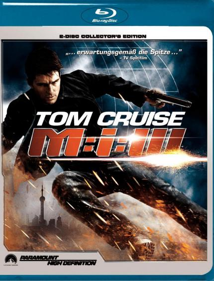 Blu-ray-Test: Mission Impossible III