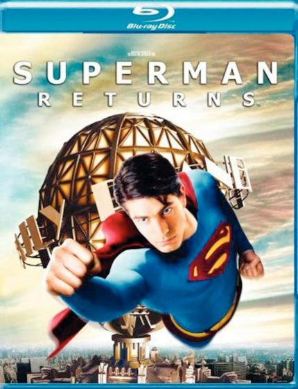 Blu-ray-Review: Superman Returns