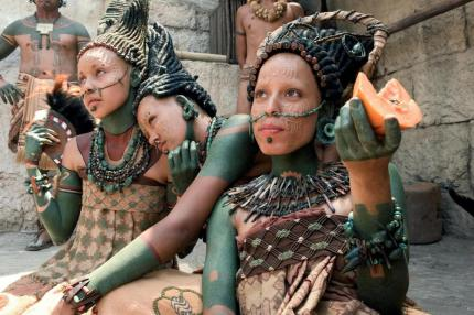 DVD-Review: Apocalypto