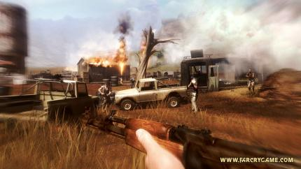 Far Cry 2 - Leser-Preview von SolidSnake77