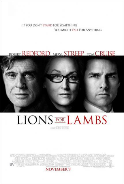 "Star-Power: ""Lions for Lambs"""