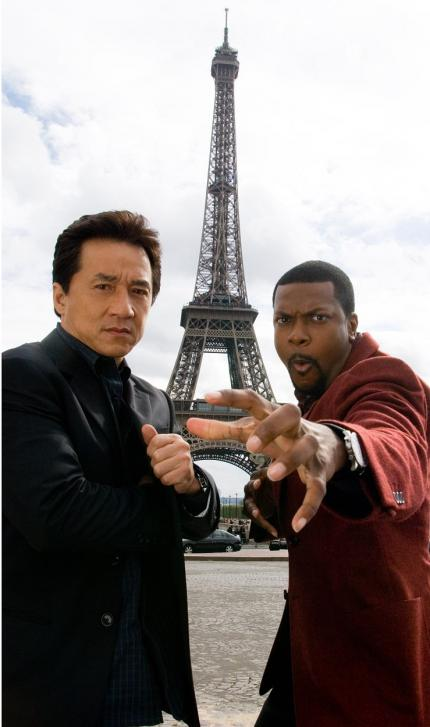 Nicht in China: Rush Hour 3
