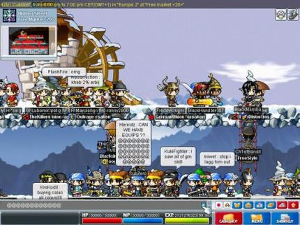 MapleStory in Europa ab sofort mit Rankingsystem
