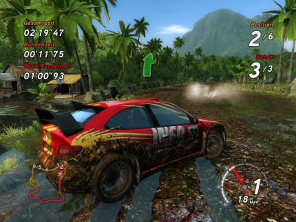 Review: Sega Rally