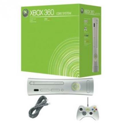 Angeblich neues Xbox 360 Core System geplant