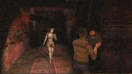 PSP-Preview: Silent Hill Origins