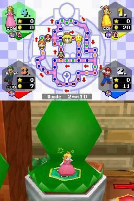 Handheld-Review: Mario Party DS