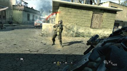 Call of Duty 4 (Xbox 360)