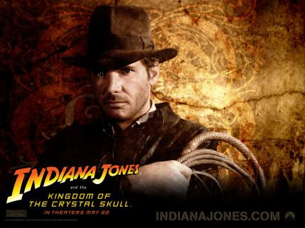 Indiana Jones and the Kingdom of the Crystal Skull kommt am 22. Mai 2008 nach Deutschland!