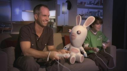 Rayman Raving Rabbids 2: Superlustiger Trailer