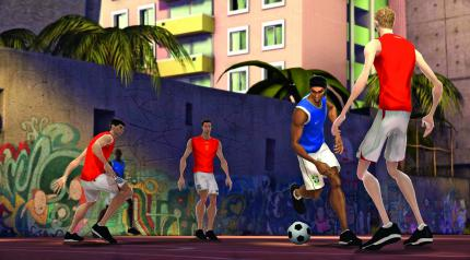 Preview: FIFA Street 3