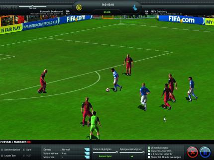 Review: Fussball Manager 08