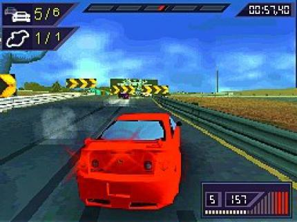 Test/Review: Need for Speed Pro Street (Nintendo DS)