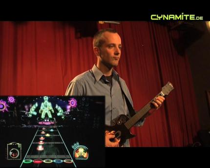 Guitar-Hero-3-Experte T. Hartlehnert