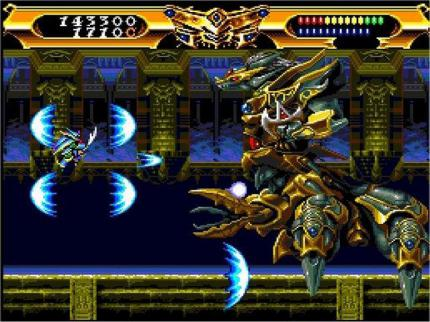 Virtual Console-Update: Lords of Thunder