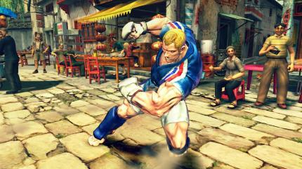 Street Fighter IV: Abel