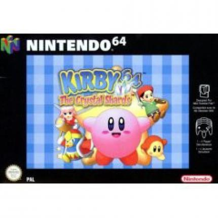 Virtual Console-Update: Kirby Crystal Shards